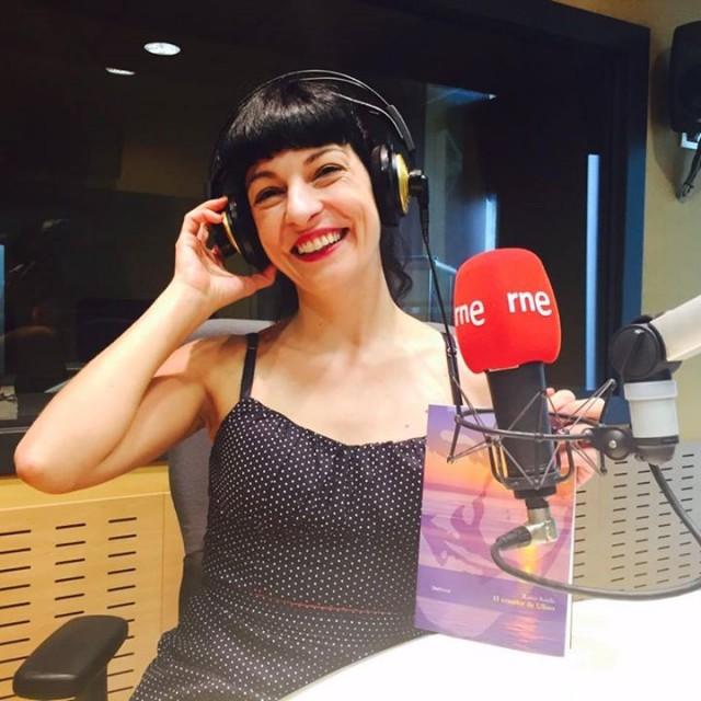 roser amills en radio nacional agosto 2015