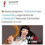 Los Danko a Mil: un programa alocado de Sam Danko, El Pelos y Roser Amills
