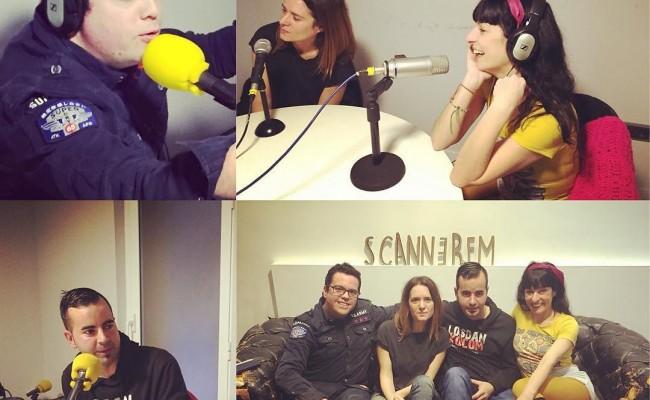 Scannerfm | Así recibimos a Eva Santolaria en Los Danko a Mil