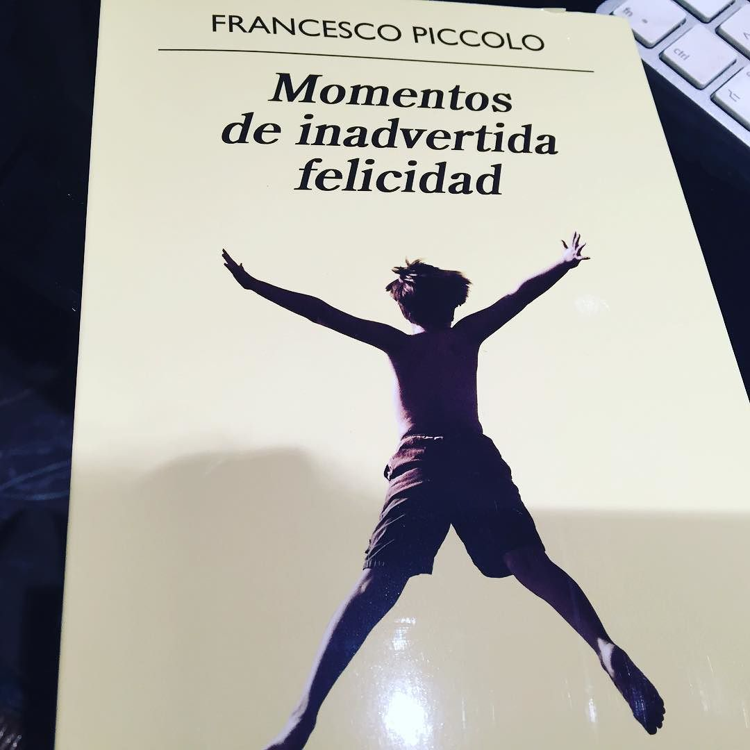 Gracias por el regalo, Víctor Amela!! #felicidade