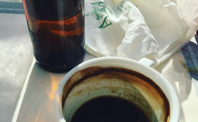 Cafeína y risas, un postre dulce ;))