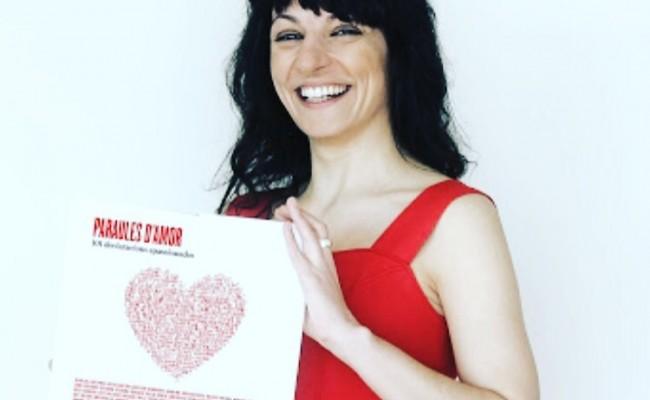 El libro #paraulesdamor se publicó en febrero de 2011 Lo tienes?