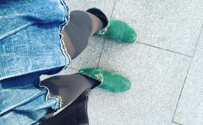 Si caminamos lo suficiente, alguna vez llegaremos a alguna parte -dijo Dorothy. #elmagodeoz