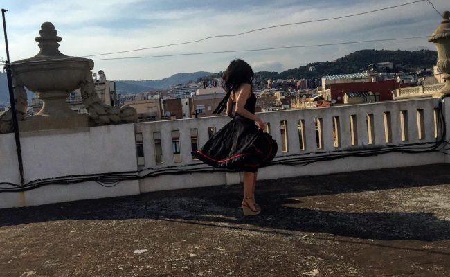 Las terrazas de Barcelona tienen una magia especial, verdad? Os presento la mía