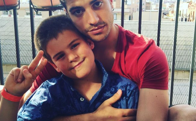 Os presento a mis dos hijos, Marcel y Juan ;)) #amordemadre #guapos #majisimos #inteligentes