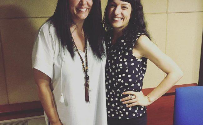 Adoro coincidir con Montse Herrera sabia, amorosa y bella!! @la_ser @lanit31416 #sercat #31416lanitquenosacaba #radio #risas #humor #tonimarin #pictoftheday #working #news #happyday #friends #moment #lanit131416
