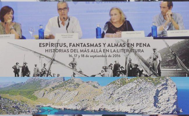 El Mundo | Converses de Formentor, unas jornadas con espíritus e historias del más allá