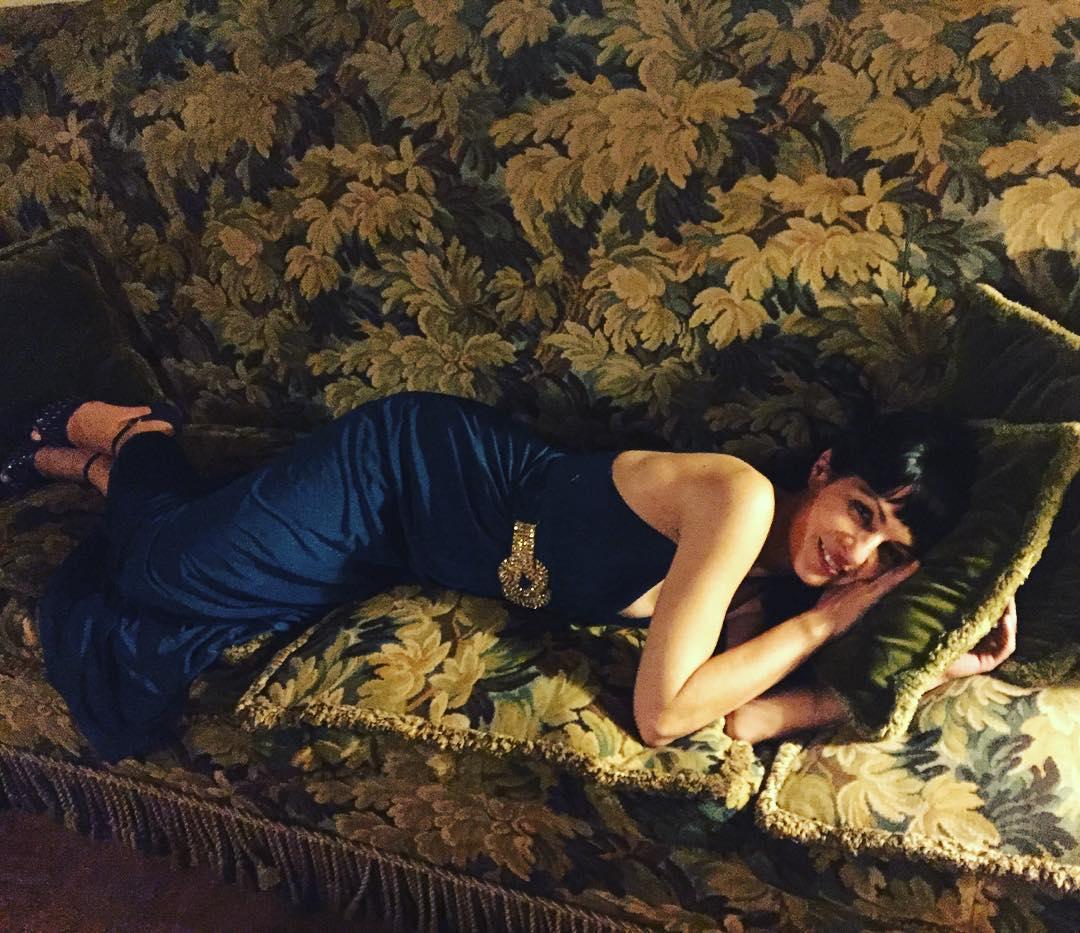 Sandra V parla de 'Les 1001 fantasies més eròtiques i salvatges de la història' a l'Extraradi 19-3-2012