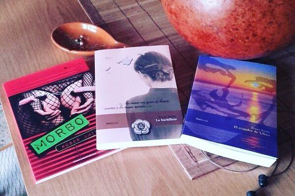 Me emociona @rodesvenzala por su confianza lectora: preparado para el invierno… #labachillera #morbo #elecuadordeulises #lectores #lecturas #lectoras #libros #cuentos #relatos #librerías #entrepaginas #entrelibros #entrelineas #calles #musica #caminos #comix #sueños