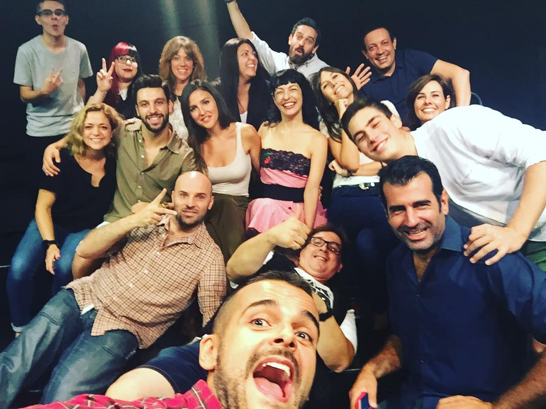 Foto de grupo @la_ser @lanit31416 #sercat #31416lanitquenosacaba #radio #risas #humor #tonimarin #pictoftheday #working #news #happyday #friends #moment #lanit131416