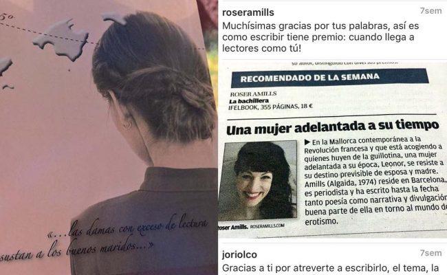 Toni Montesinos | Entrevista capotiana a Roser Amills