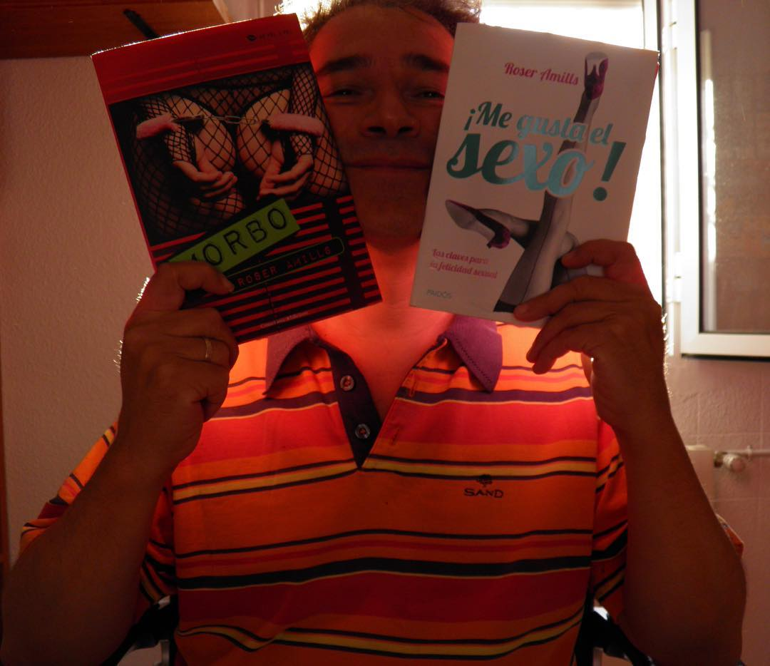 Gracias Rafael Santana por tu confianza lectora!! #morbo #megustaelsexo #leeressexy ;))