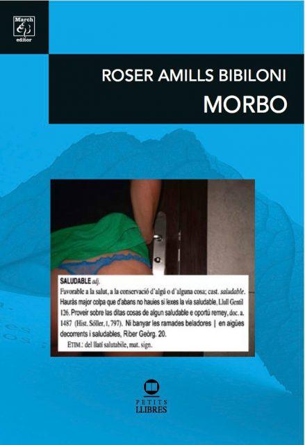 Poemario Morbo de Roser Amills