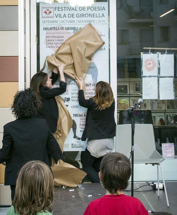 Nació Digital   El segon Festival de Poesia omplirà Gironella de versos a partir d'aquest divendres