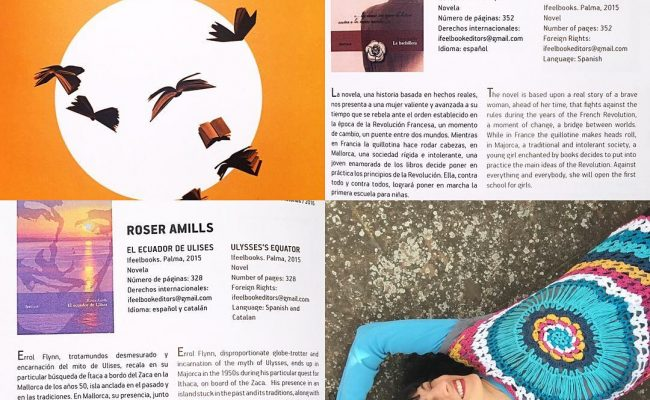 Muy orgullosa de ser mallorquina y del equipazo del Institut d'Estudis Balearics !!!