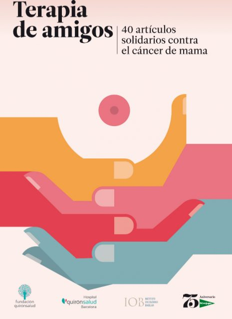 Book Cover: Terapia de amigos