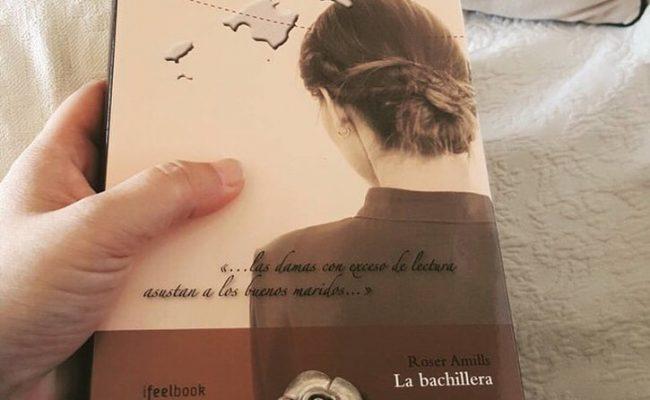 Gràcies @carinallobera per tenir curiositat per aquesta història de #labachillera #roseramills #literatura #llibres #lecturesilectors #històries #magradallegir #llibresofàimanta #leeressexy