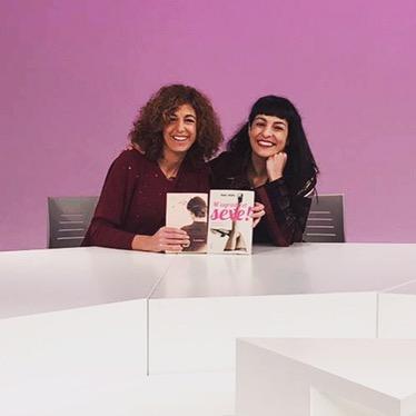 Entrevista RTV Andorra a Roser Amills