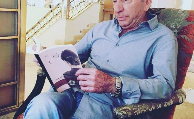 José Luis Perales también lee #labachillera. Y tú?