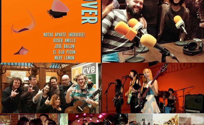 Imágenes de otras ediciones del #therosillosrover y cartel del de viernes 2 de diciembre. Nos vemos!!
