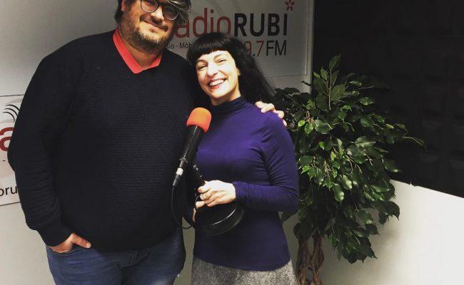 Dilluns podreu escoltar l'entrevista que m'ha fet @dani_pernas, ho hem passat molt bé!
