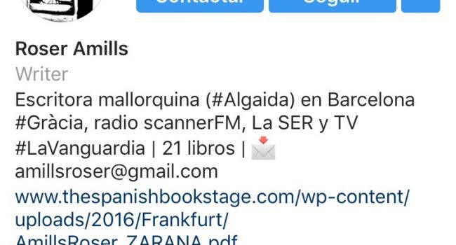 Instagram @roseramills