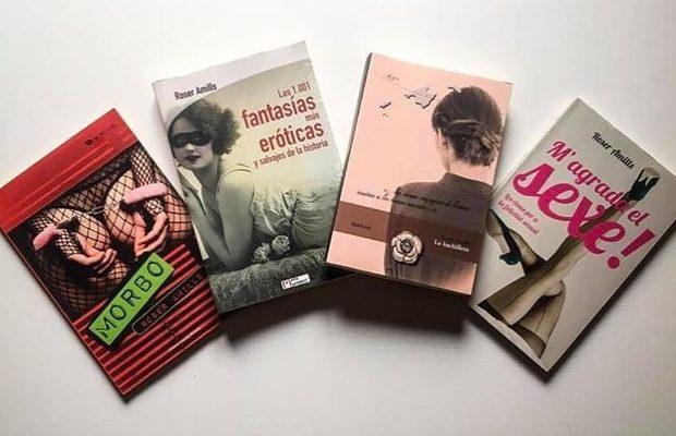 Sí, Pablo Trigo tiene lectura para una temporada ;)) #labachillera #morbo #las1001fantasiasmaseroticasysalvajesdelahistoria #magradaelsexe ;))