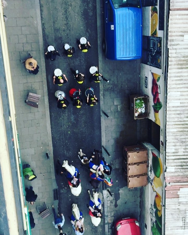 Avui hem tingut #santmedir2017 a #barridegràcia