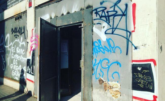 I el #bancexpropiat I ara està obert #barridegràcia