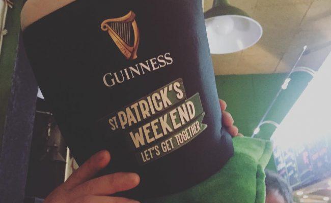 Y #stpatricksday :))