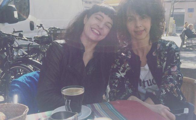 Me ha encantado que me entrevistara hoy Ana Lezcano, pronto compartiremos link ;))