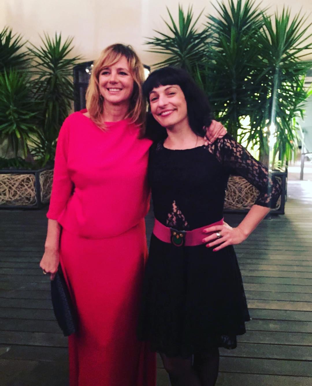 Con la premiada y maravillosa Emma Suarez ahora en Tv 2, conectaos ;))