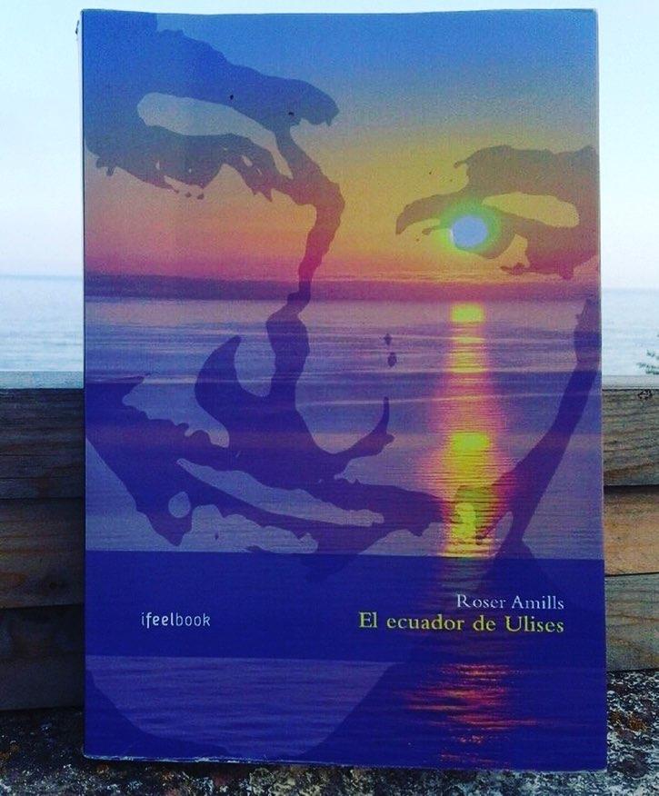 """By @davidgomezsimo: """"El ecuador de Ulises"""" és una novel·la que atrapara a tots aquells que un dia vàrem somiar amb els ulls oberts davant una pantalla de cinema.  @roseramills #errolflyn #avagardner #tyronepower #ritahayworth #llegir #elecuadordeulises"""