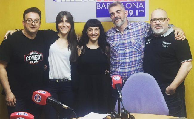 Hoy ‼️ATENTOS‼️hemos hablado en #seriadictos de Francesc Via de la serie #Love   podcast en @radiomarcabcn 89.1