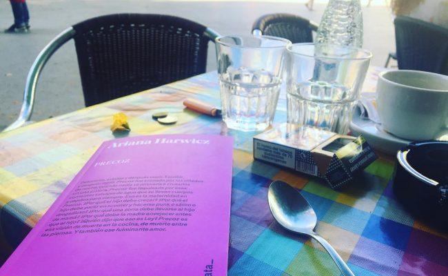 El 13 de junio presentamos la novela Precoz de Ariana Harwicz en @lacentral_llibreria #lecturaHarwicz