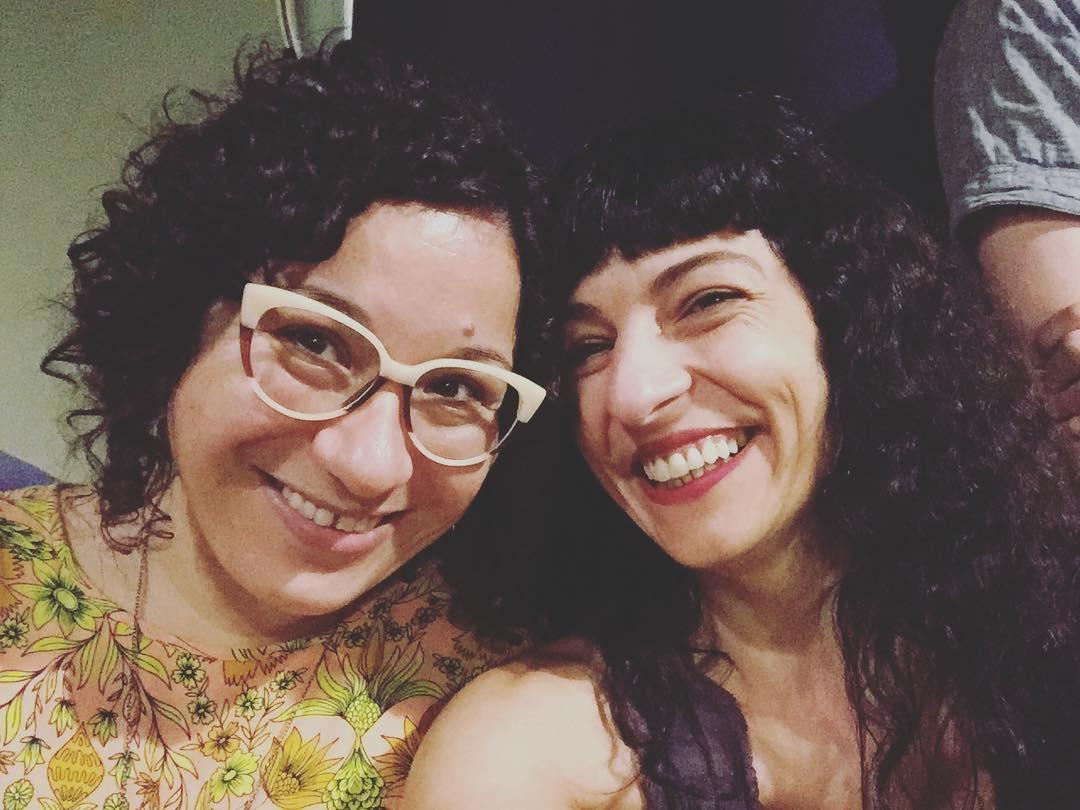 És un plaer meravellós na Maria Antònia Massanet i avui #recitalpoeteca #poesia #amics #poetry #barcelona #friends #poetryislife #poetrygram #poetrylovers #poetrycommunity