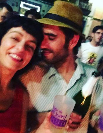 La #revetllasantjoan és espectacular a #viladegracia ;))