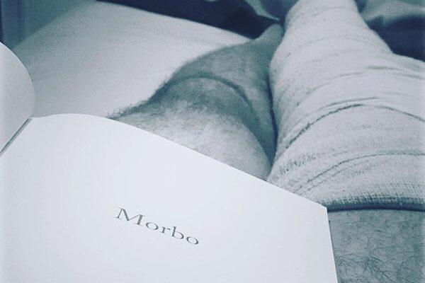 Gracias @petitdesastre por tu lectura de #morbo!