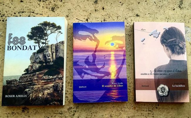 La #novela2017 llega en octubre. Os dejo las otras tres por si queréis leerlas mientras pasa el veranito ;)) #fesbondat #sébuena 2014 #elecuadordeulises 2015 #labachillera 2016