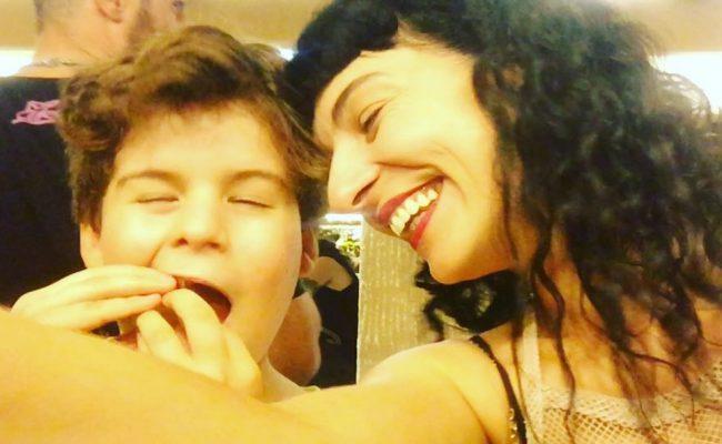 Le he dado la herencia genética de morder #cubitosdehielo :))