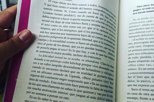La felicidad sexual no se acaba, se abandona. #megustaelsexo #📚#escritora #mallorquina #algaida #clubdelectura #llibres #libro #books #bookshop #libreria #llibreria #bestseller #leermola #leeressexy #lecturas #booklover #bookstagram #cultura #regalalibros #regalallibres #mallorcainspira