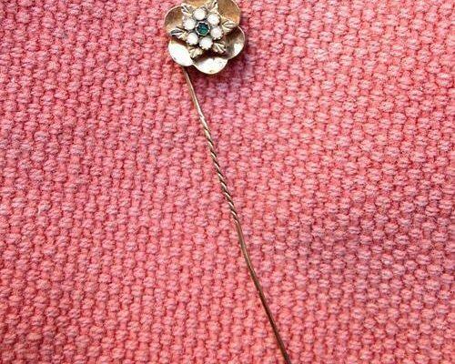 Heredé esta aguja #criptojudia de mi abuela materna #xueta #mallorquina #tarbutsefarad