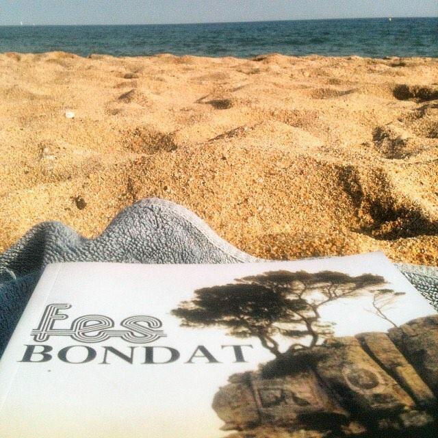Aquest més pots llegir #fesbondat (el trobaràs a Amazon per 3€) i transportar-te a Mallorca ;))