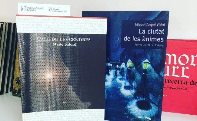 He firat a la parada #illencIB  a @LaSetmana #BCN #literatura #books #illesbalears #mallorquina #algaida