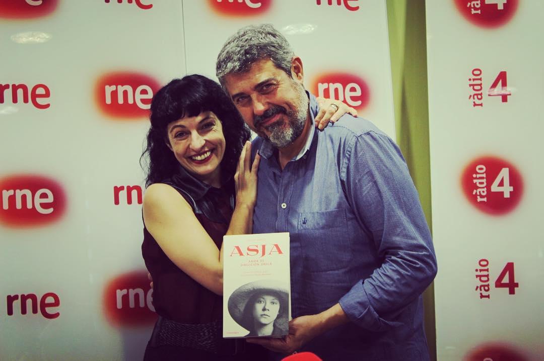 Avui m'ha entrevistat el gran Goyo Prados a @anemdetarda i ja podeu escoltar-ho al link de la bio: parlo d'#asjalacis