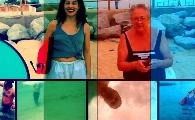 """Este jueves, a las 19h, estrenaremos el vídeo de mi novela """" Asja"""" en @comanegra Aquí el #makingof :)) #asjalacis & #walterbenjamin Realizador @documentalidades y artista invitada @transmutacionpositiva 📚💕"""