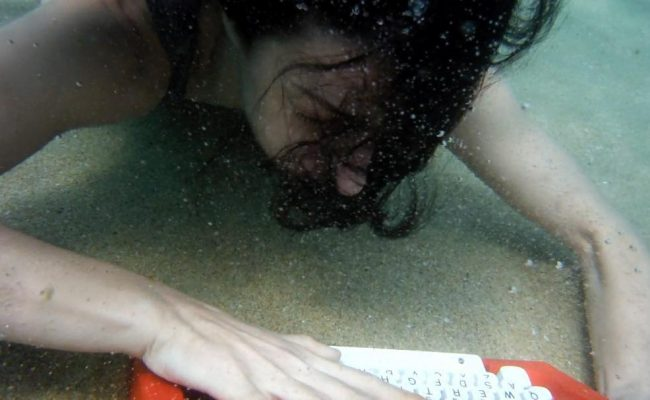 Me sumergí en la historia de amor de #asjalacis & #walterbenjamin como una pescadora de perlas ;))
