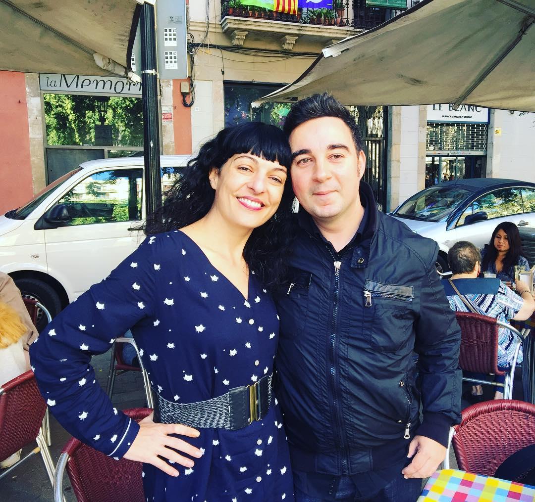 Gracias, Robert, por entrevistarme para @blogculturalia ;))