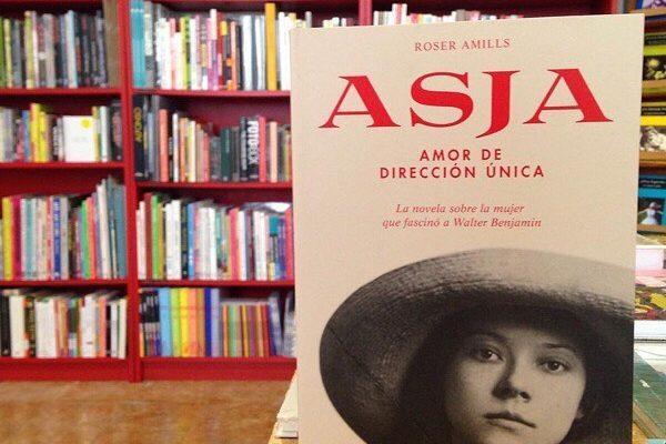 """#Repost avui dijous 9 a les 19h seré a @ratacorner  presentant el meu darrer llibre """"Asja. Amor de dirección única"""" . En aquesta novel.la recupero la figura d'Asja Lacis. Vos hi esperam! #ratacorner #roseramills #asja"""