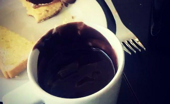 Fruta & #chocolat
